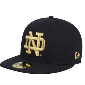 Norte Dame Fighting Irish New Era NCAA Fitted Hat